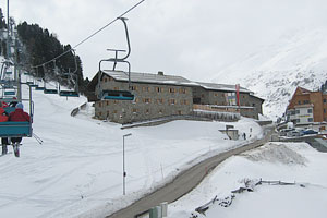 University Centre i Obergurgl
