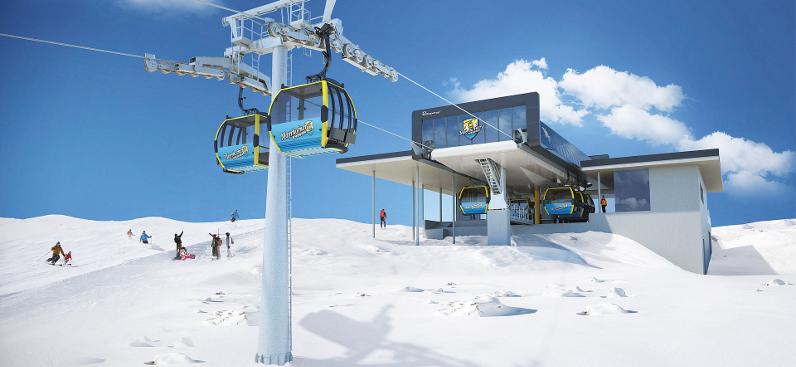 Manga nyheter bland vinterns skidresor